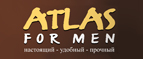 Купоны ATLAS FOR MEN